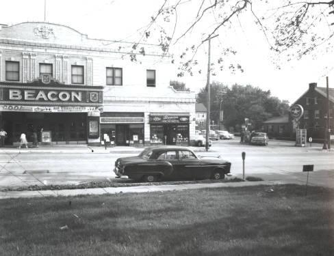 beacon in 1954