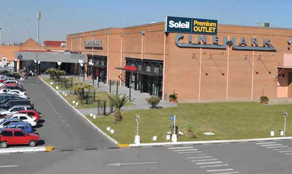 Cinemark Soleil Boulogne