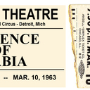 Ticket for Lawrence of Arabia