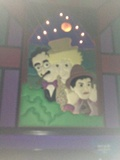 Theater 3 Mural 1 - The Marx Brothers