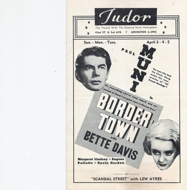 1936 Advertising for Tudor