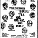 Reserved seat ticket ad for It's a Mad Mad Mad Mad World