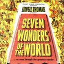 Theatre program from Music Hall Cinerama for 7 Wonders of the World