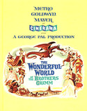 Movie program The Wonderful World of the Brothers Grimm
