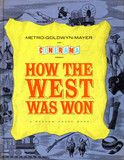 Movie program for How the West Was Won