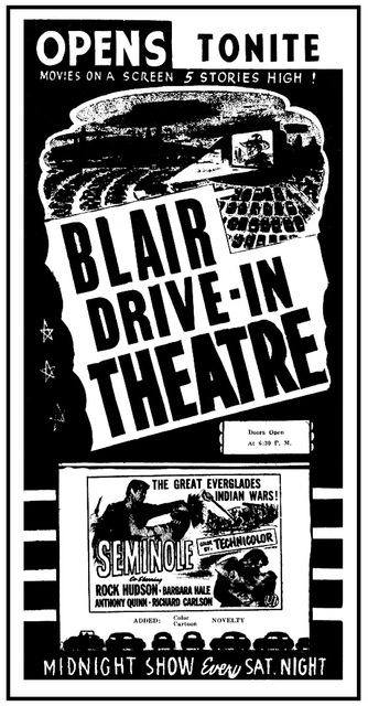 Blair Drive-In