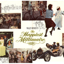 Inside of advertising brochure for Happiest Millionaire