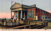 Arverne Pier Theatre