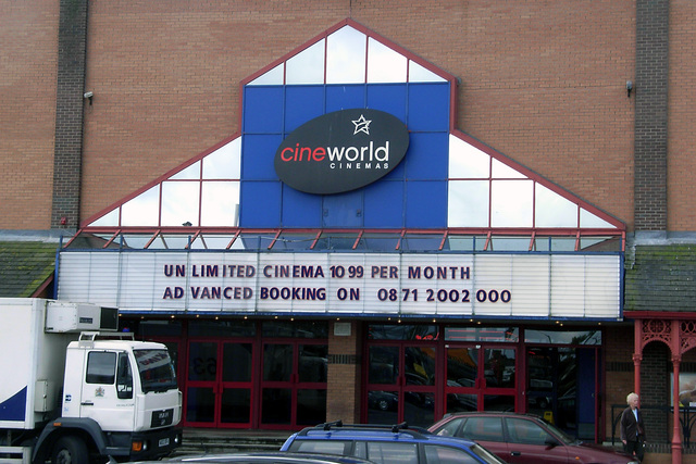 Cineworld Liverpool
