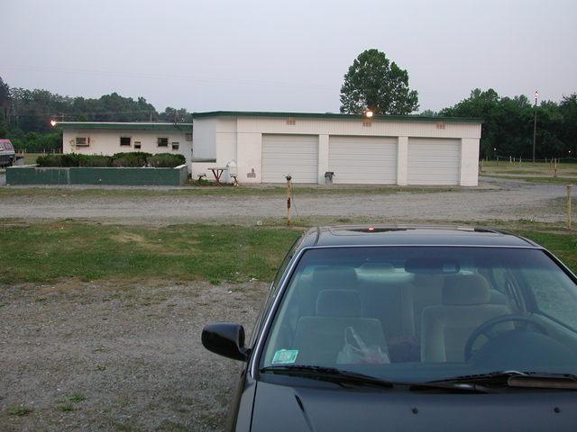 Overlook Drive-In - 2001