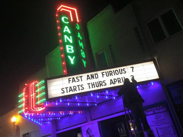 1st Official Marquee