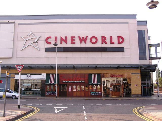 Cineworld Cinema - Ilford