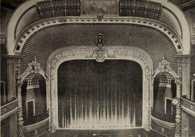 Proscenium Arch, Colorado Theatre, Denver, 1922