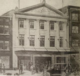 State Theatre, Jersey City, NJ, 1922