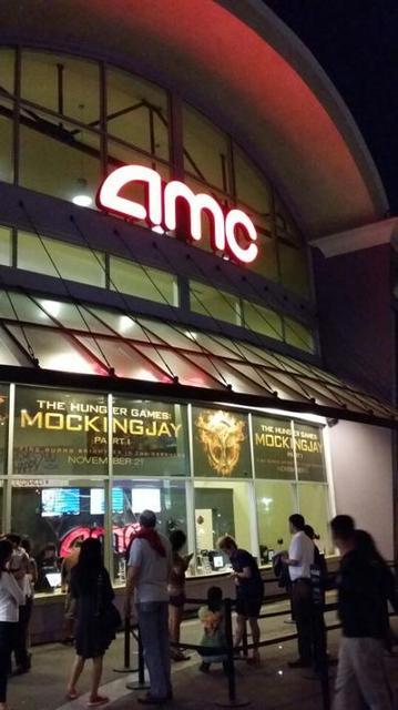 AMC Atlantic Times Square 14
