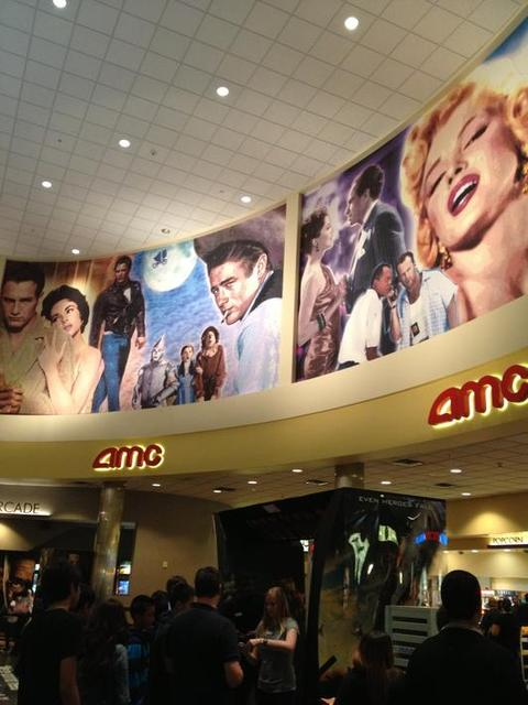Amc Santa Anita 16 Cinema Treasures