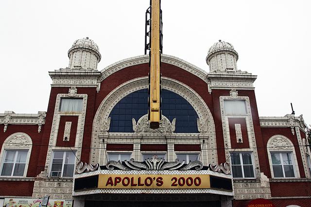Apollo's 2000/Marshall Square Theatre, Chicago, IL