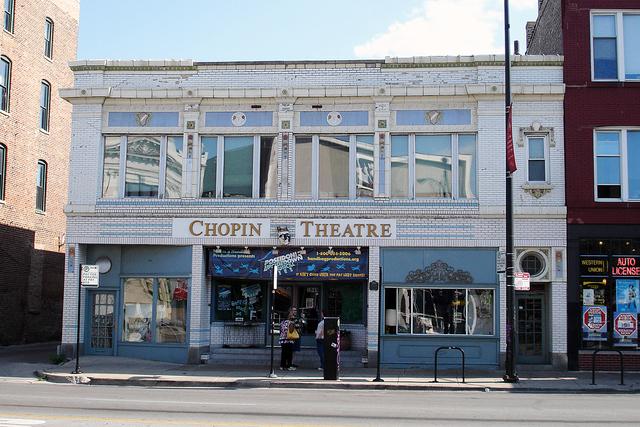 Chopin Theatre, Chicago, IL