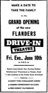Flanders Drive-In