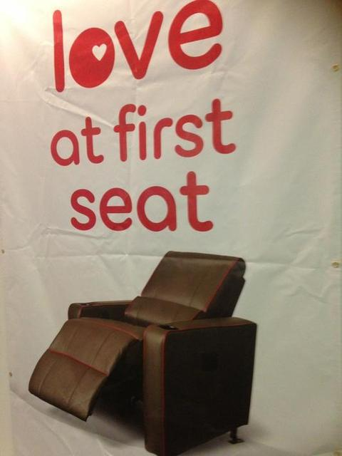 This is the new seats that was asign to the Loews 600 north Michigan 9 according to the AMC theatres poster