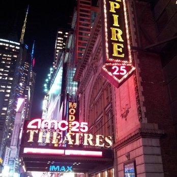 New York, NY Movie Times - Showtimescom