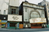 &lt;p&gt;Empire and Liberty Theatres in 1993. Scanned image of an old fading 35mm photo.&lt;/p&gt;