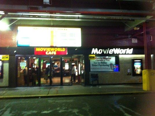 douglaston movie world