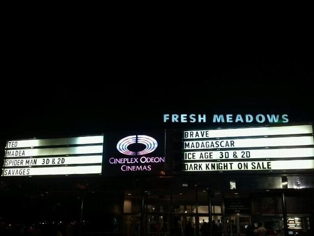 Fresh Meadows Movie Theater