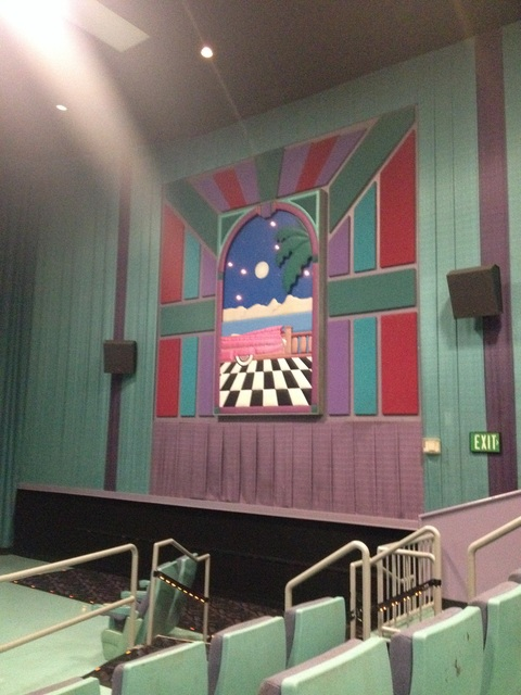 Theater 14 Mural -