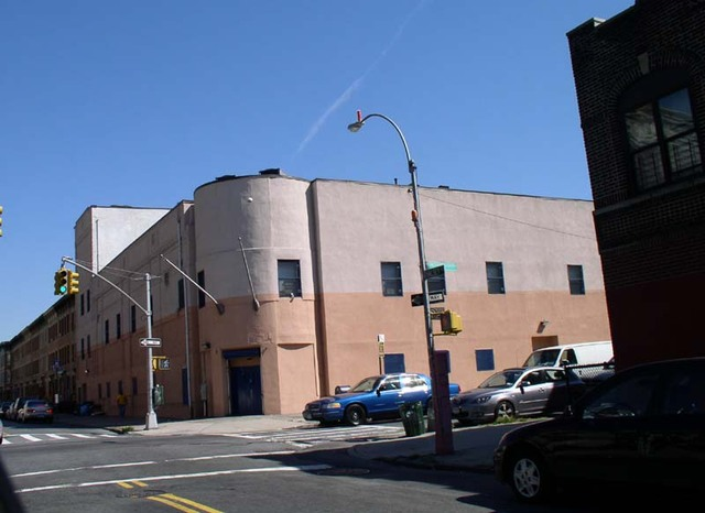 Former Alhambra Theater