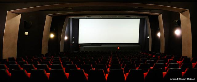Cinema Le Navire - Valence - salle 1