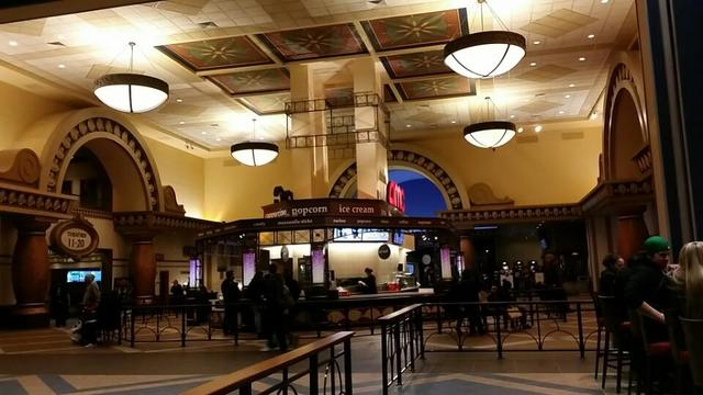 Movie theatre the loop