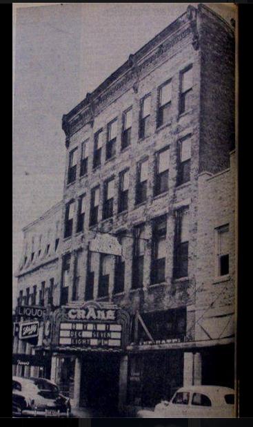 The Crane Theater