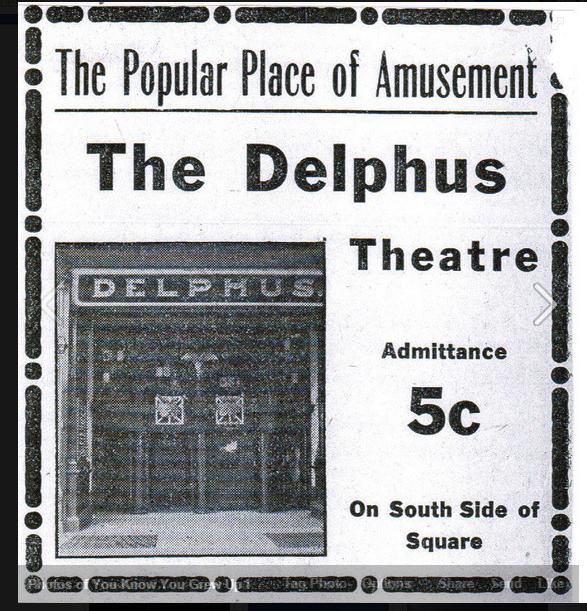 The Delphus