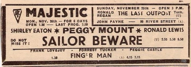Ticket for Majestic Gravesend