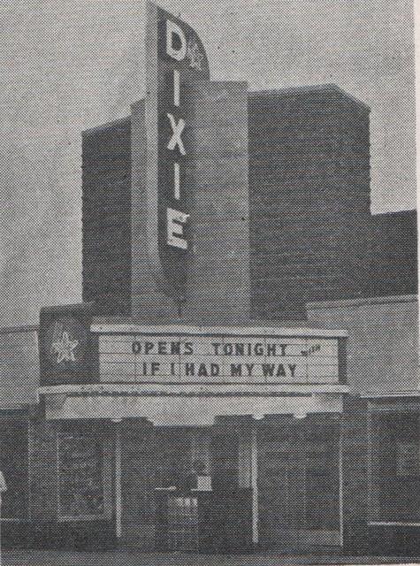 Four-Star Dixie Theater