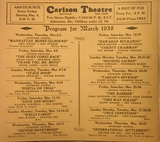 Carlson Theatre