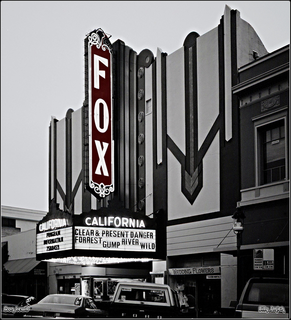 Fox Theater ... Salinas California