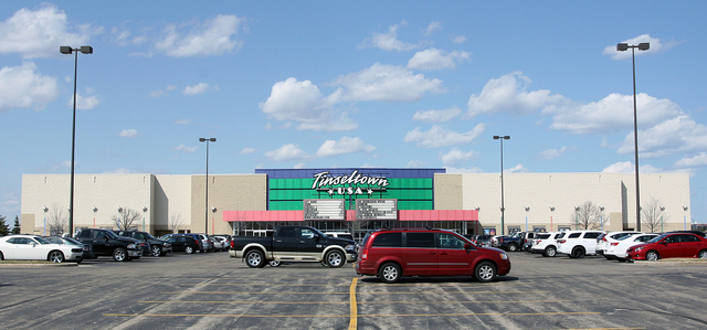Cinemark Tinseltown USA, Kenosha, WI