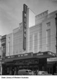 Metro Theatre exterior (day)