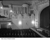 Ambassadors Theatre interior