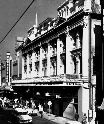 Theatre Royal exterior (extant)