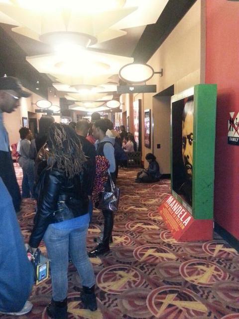 AMC Magic Johnson Capital Centre 12 and IMAX
