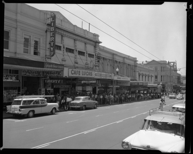 Liberty Theatre, Barrack Street, Perth, Western Australia