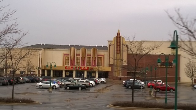 Cinemark at Seven Bridges and IMAX