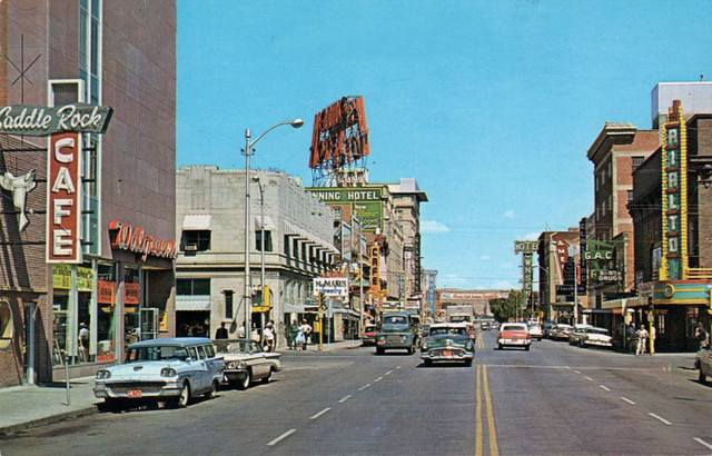 Early `60's photo courtesy of the AmeriCar The Beautiful Facebook page.