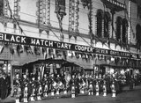 Opening of BLACK WATCH at the Ambassadors c. early 1930s
