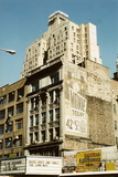 "<p>1993 – loved that ""cooped up"" painted sign on the side of the Selwyn building. There was another sign like it on the eastern facade of the New Amsterdam tower. Now both signs are gone.</p>"