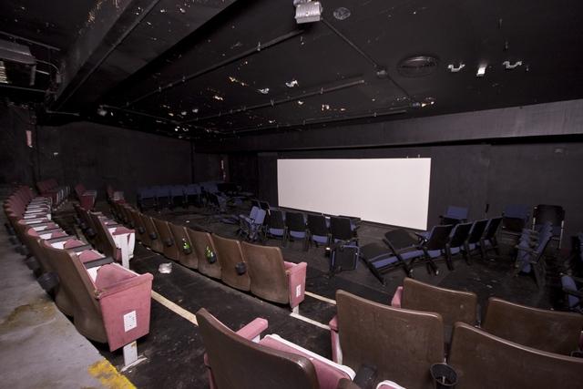 Balcony (upper auditorium)
