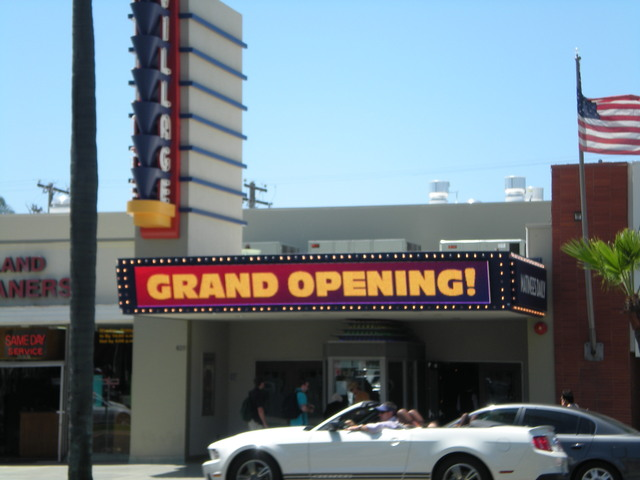 Newly Remodeled  Village Theatre
